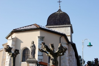 L'Eglise de Priay